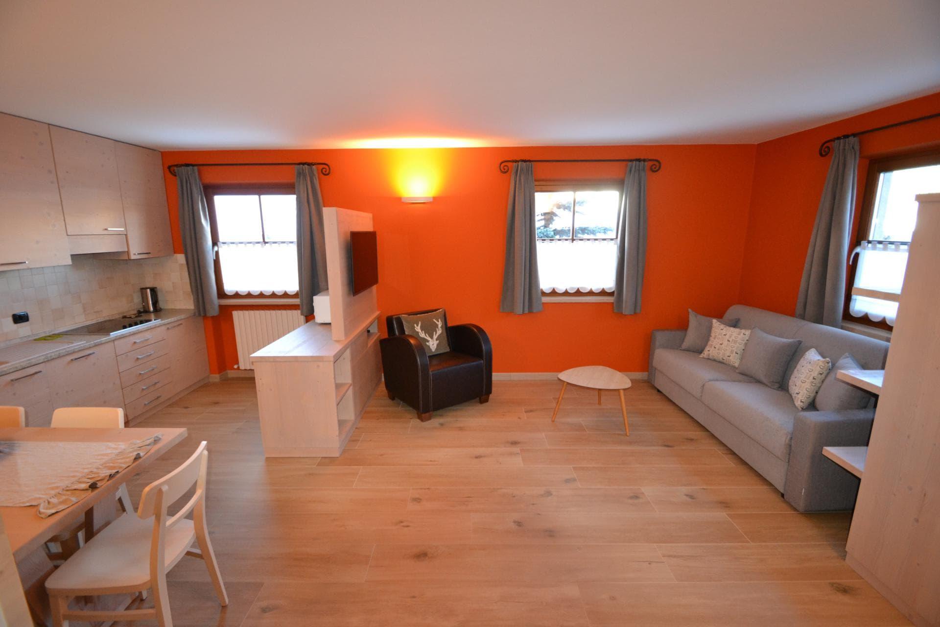Casa Urbani - Apartments for rent in Livigno